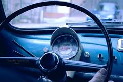 my dad's old car