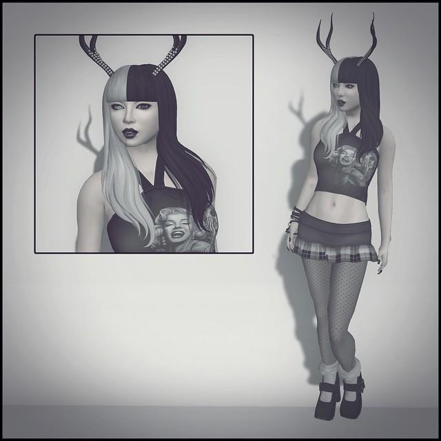 Deer Marilyn