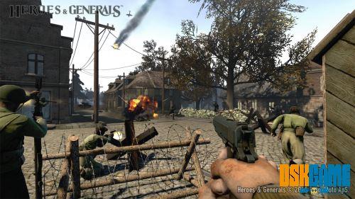 Heroes & Generals 3