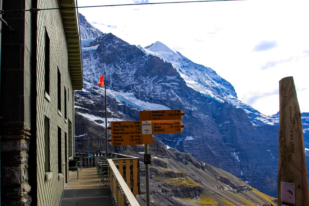 Jungfrau - Lauterbrunnen, Switzerland
