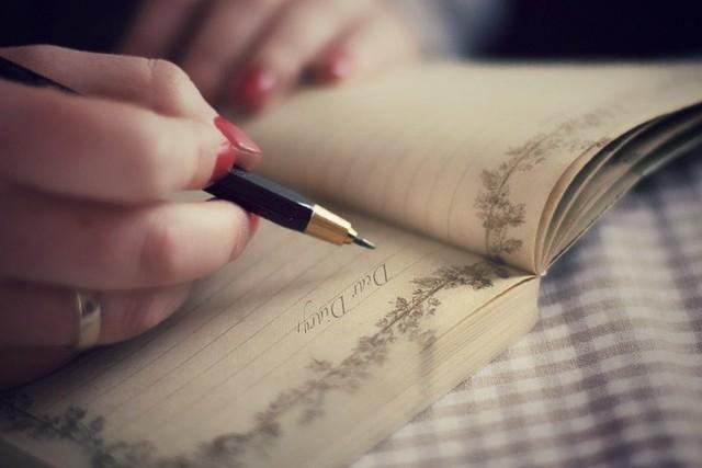 365 days / day 332 - Dear Diary
