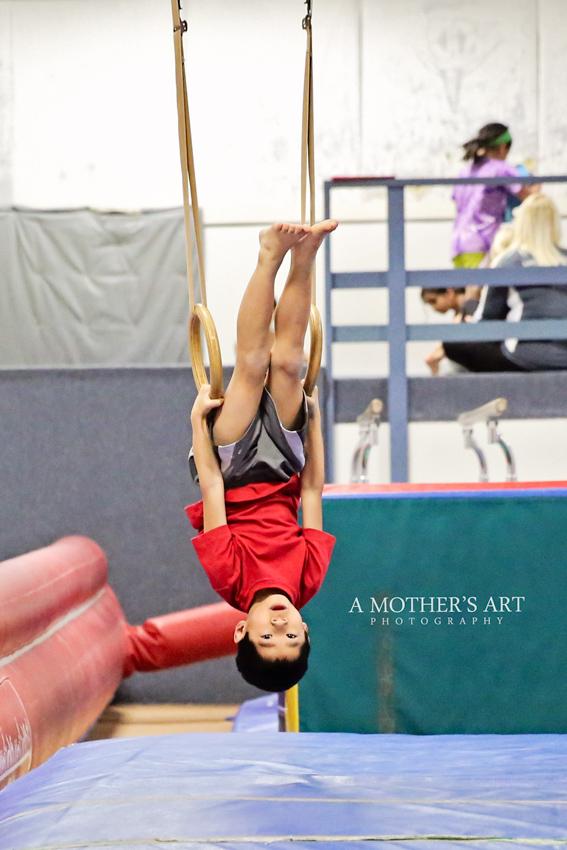 Will Gymnastics 2
