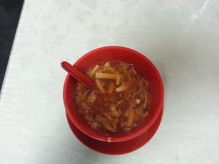 Fu-Lin hot & sour soup