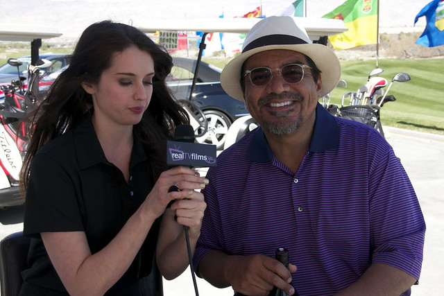 George Lopez, 18th Hole, Fortunate Angels, Celebrity Golf Classic