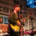 Pickwick at the Public Radio Rocks Day Stage, SXSW, Austin, TX. 3-15-2013. Photo by Laura Fedele