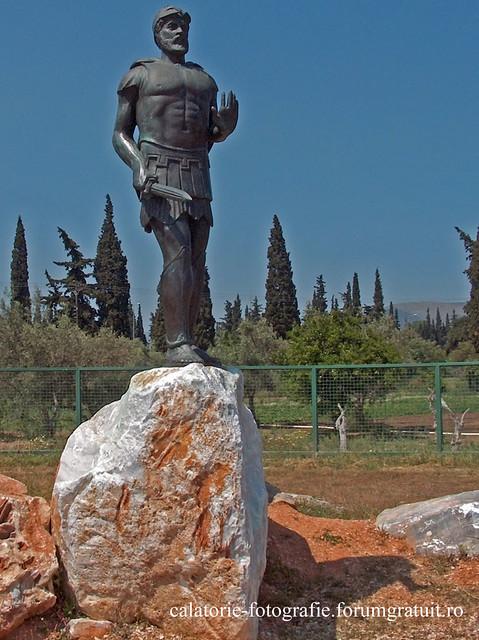 Maraton, Grecia - leagănul democrației și al cursei cu același nume 8563926196_f226a1583e_z