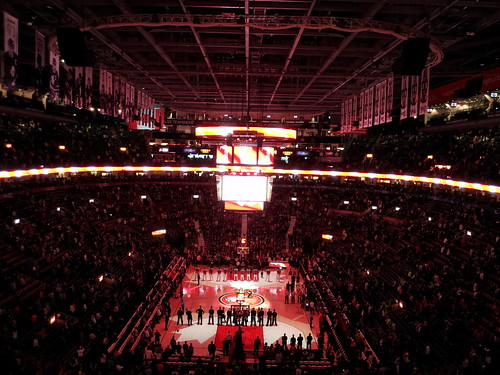 Ready for tipoff #raptors