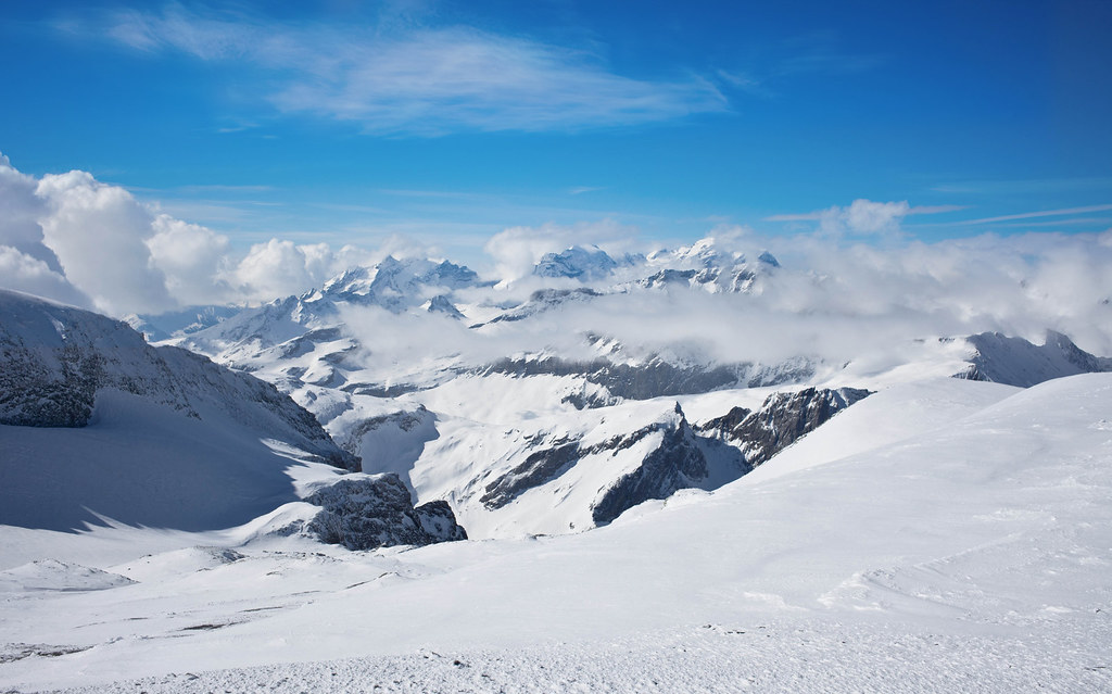 Vorab Gletscher, Laaxin huippu
