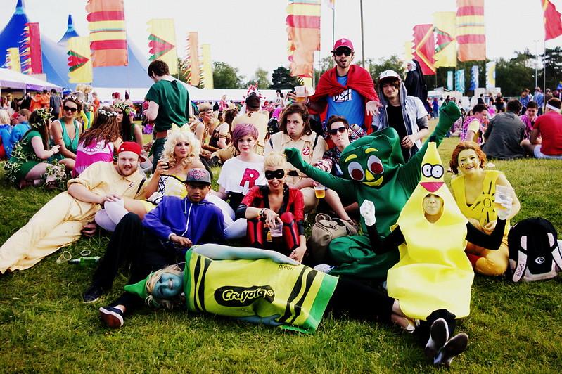 Bournemouth University Summer Ball 2012