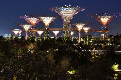 Gardens by the Bay by kewl