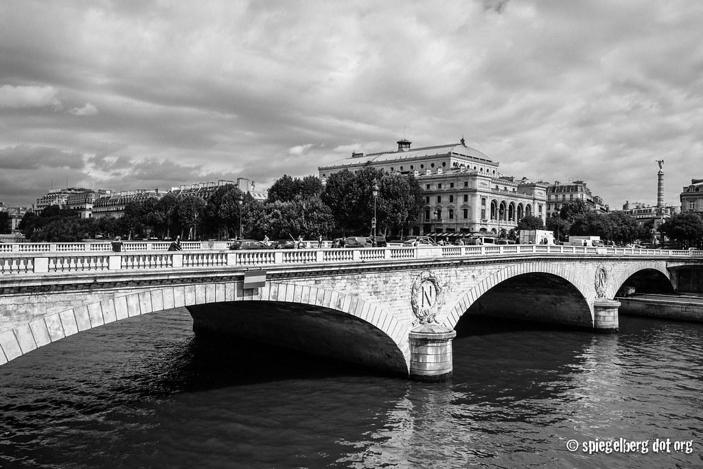 Napoleons Brücke