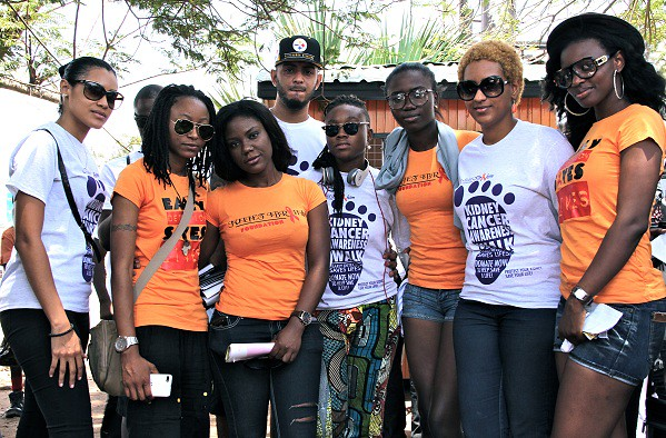 Juliet Ibrahim Foundation Divas Car wash (11)