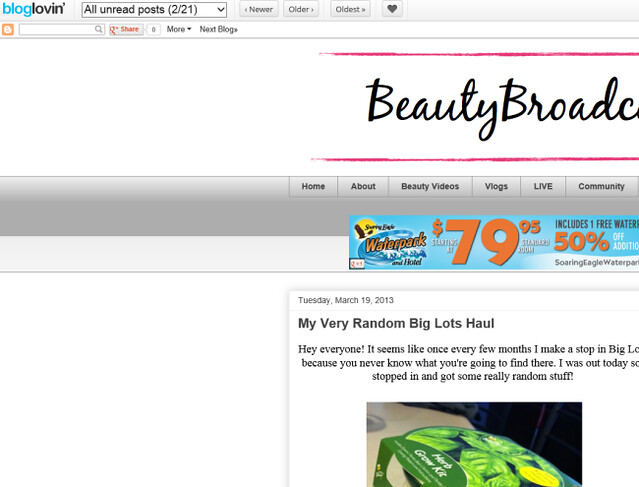 BlogLovin Screenshot 1