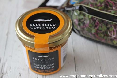 Ensalada de esturirón de Riofrío www.cocinandoentreolivos (3)