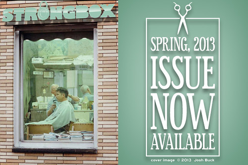 STRONGBOX: Spring Issue Now Available