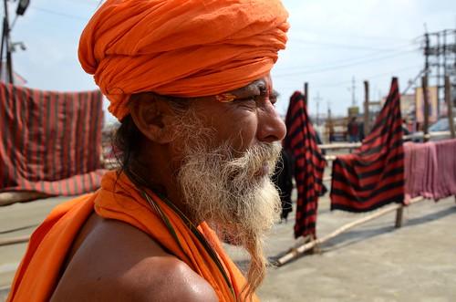 Kumbh Mela Sadhu by Ginas Pics