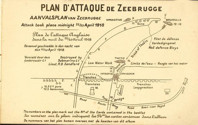 zeebruggeplan