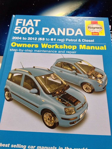 FIAT 500 & PANDA Owners Workshop Manual