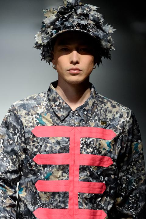 FW13 Tokyo DRESSCAMP042_Sen Mitsuji(apparel-web.com)