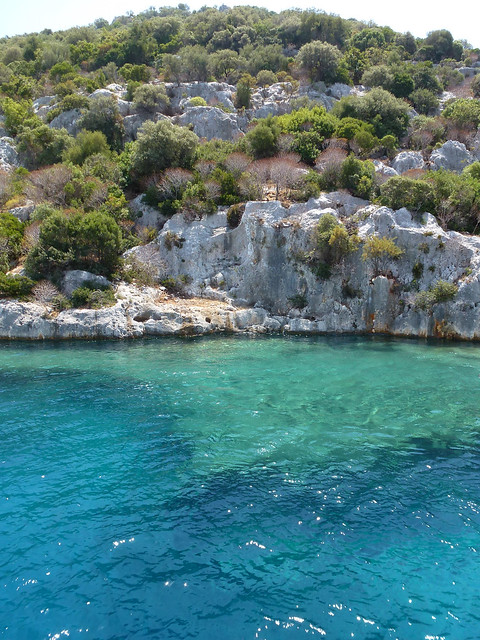 Turquie - jour 8 - Baie de Kekova - 71 - Apollonia