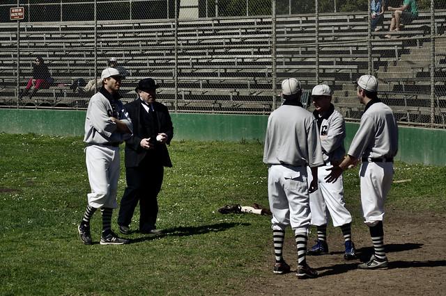 Vintage Baseball 04