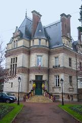 Hotel de Ville - Epernon, France