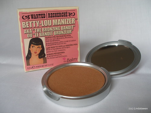 Betty Lou Manizer de The Balm