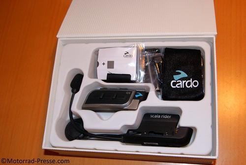 Lieferumfang Cardo G9