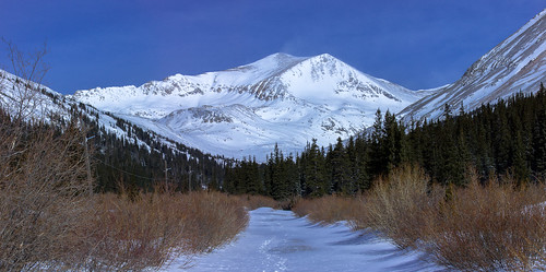 winter snow mountains canon colorado wind alma rocky bluebird blowingsnow mountdemocrat kitelake sawatch