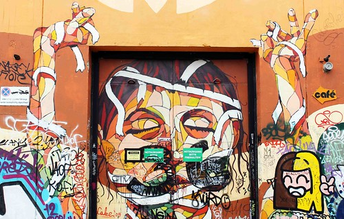 Граффити Берлин0781