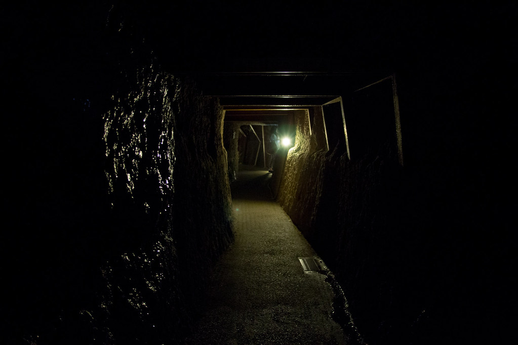 Ryugenji, the silver mines of Iwami Ginzan