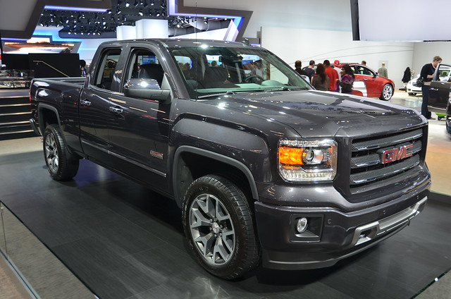 2014 gmc sierra slt double cab all terrain flickr photo sharing. Black Bedroom Furniture Sets. Home Design Ideas