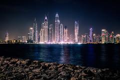 Dubai Skyline Marina