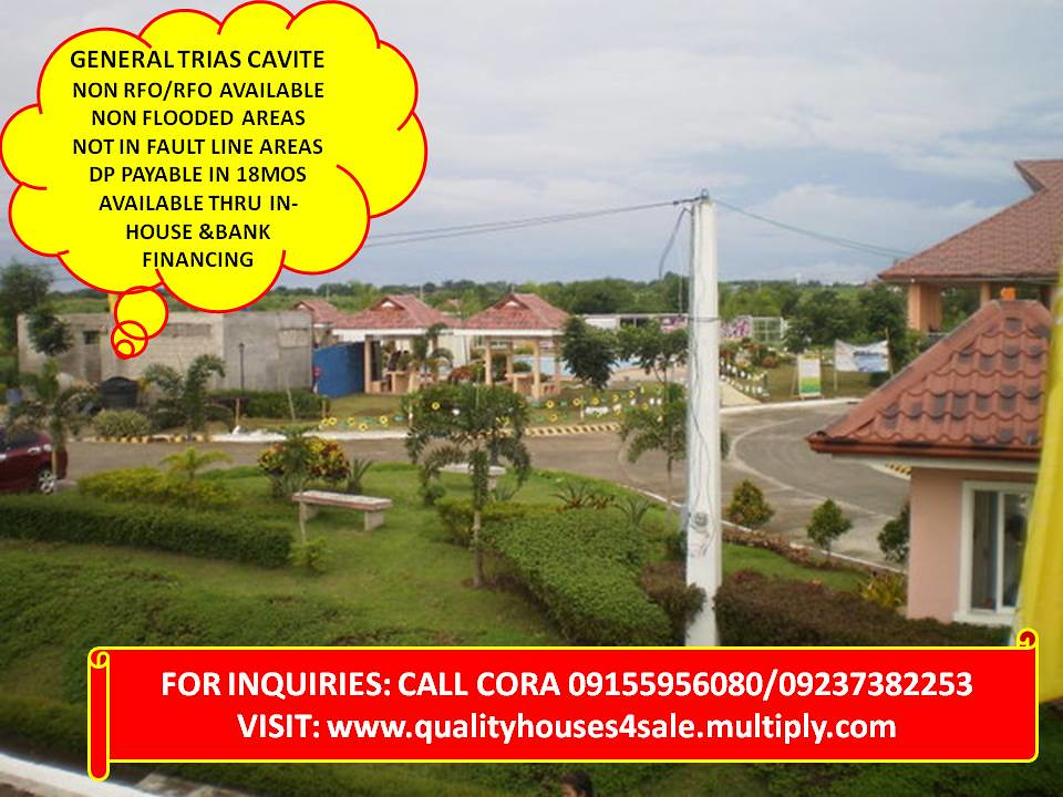 house and lot rush rush for sale