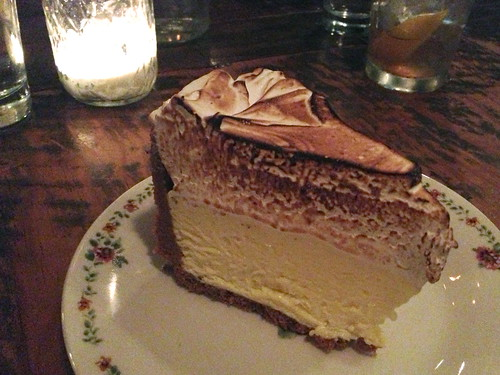 Lemon Ice Box Pie @ Hart and the Hunter