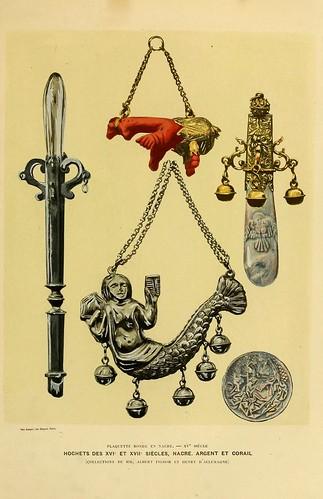 008-Sonajeros siglos XVI y XVII-Histoire des jouets….1902- Henry René d' Allemagne