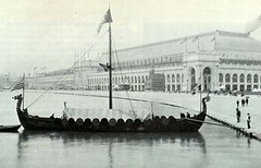 Réplique du bateau de Gokstad
