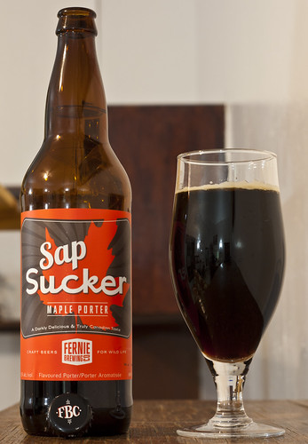 Review: Fernie Sap Sucker Maple Porter by Cody La Bière