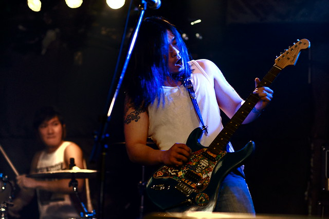 VAKKYA JENCO live at Outbreak, Tokyo, 08 Apr 2013. 123