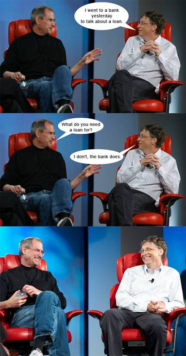 1 Dialogues: Bill Gates Dialogue with Steve Jobs