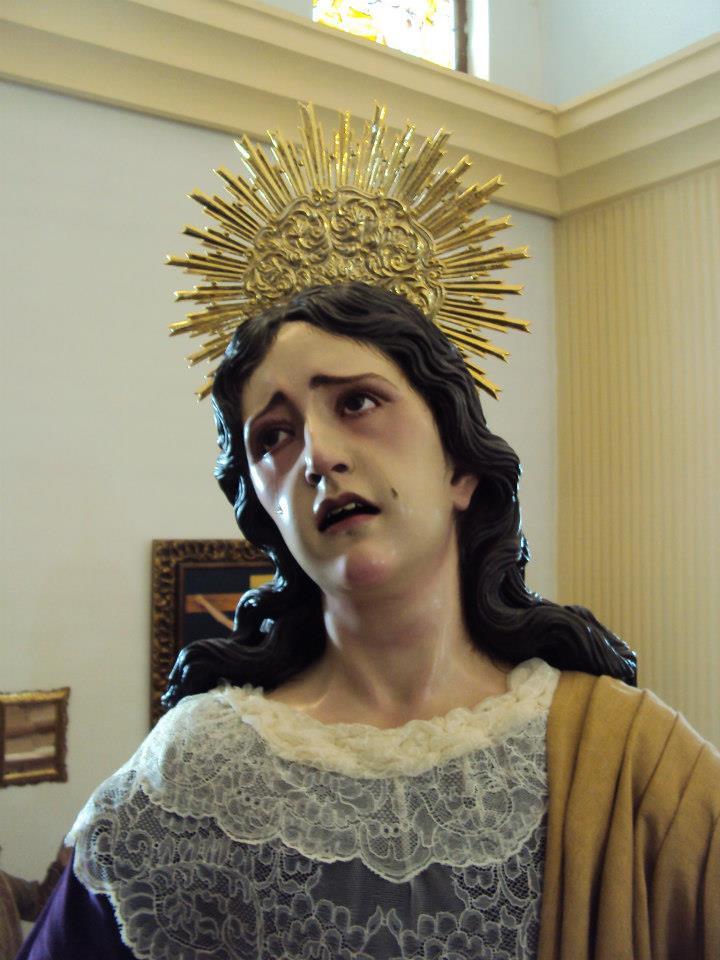 Santa María Magdalena, del Descendimiento de Guadix