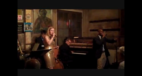 "JSWISS (@JSWISSHere) -- ""Bounce"" w/ 5-piece band @ Preservation Hall (New Orleans)"