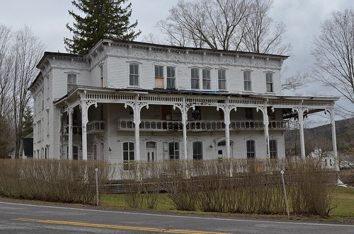 abandoned hotel lexingtonny greenecountyny