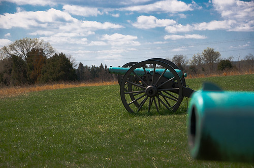 Union Cannons