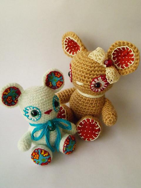 2 ursinhos
