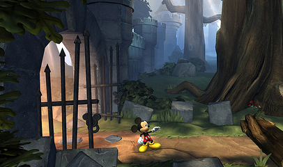 Sega Confirmes Castle of Illusion Re-Release