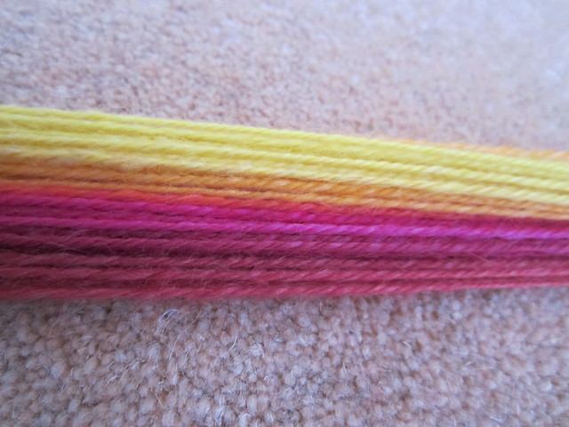 Sliced Sunshine handspun (5)