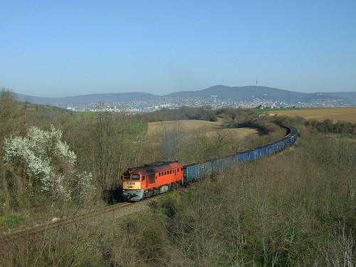 pécs máv vonat szergej vasút m62235