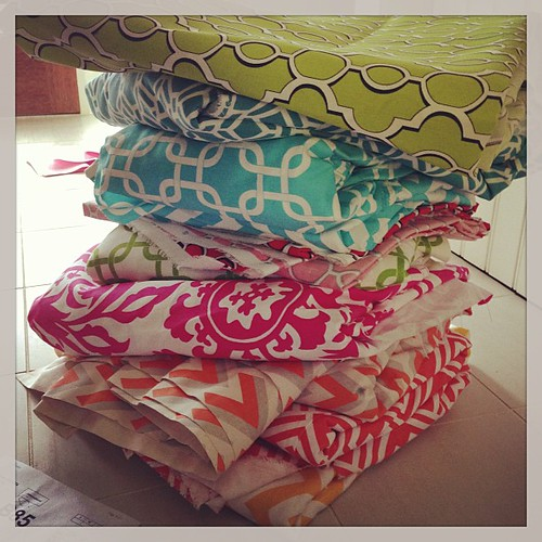 Fabric anyone? @sharondoesbali