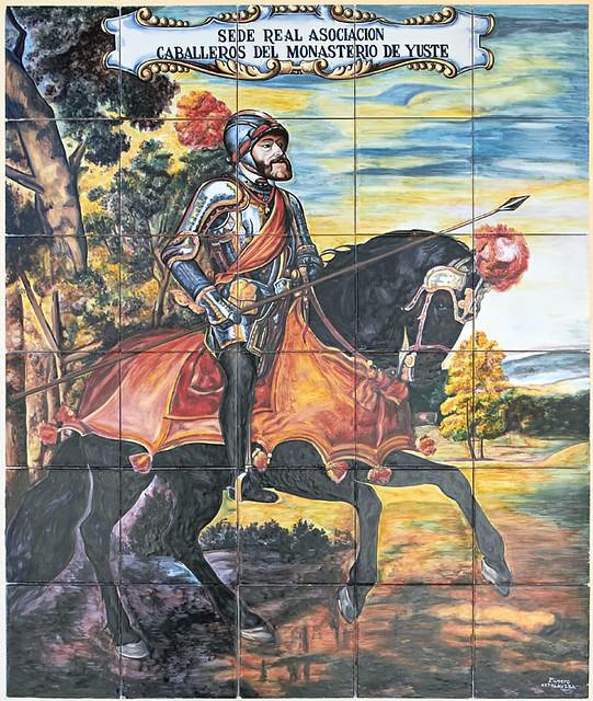 Knight Mosaic